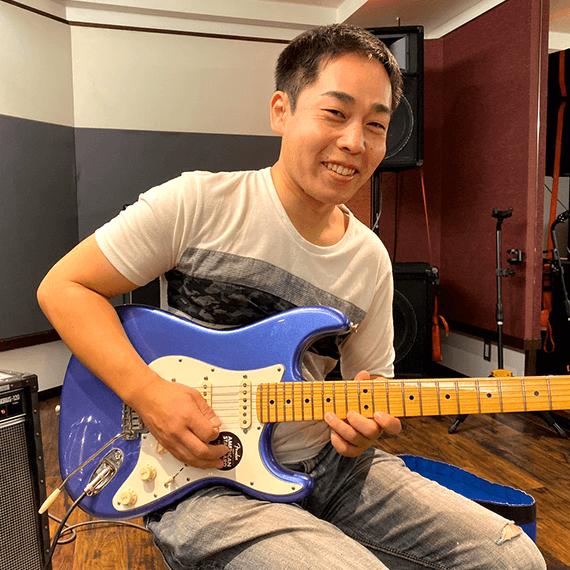 セレクトーン音楽教室_エレキギター