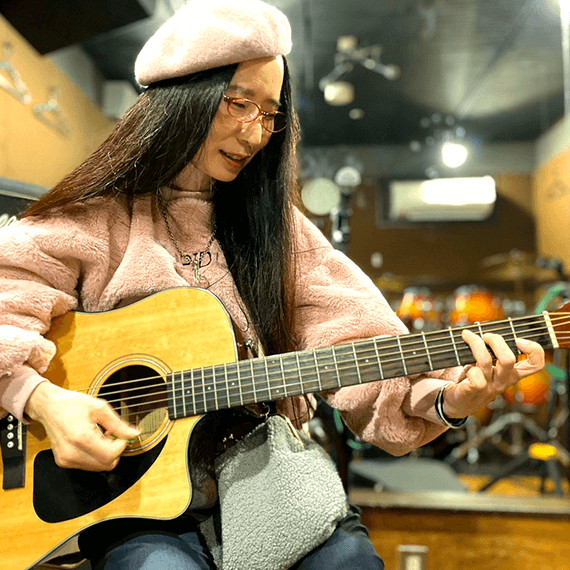 セレクトーン音楽教室_アコースティックギター