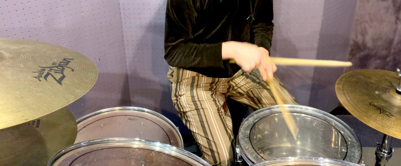 セレクトーン音楽教室 ドラム教室