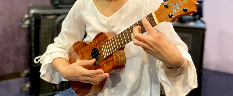 セレクトーン音楽教室 ウクレレ教室