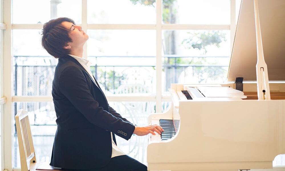 セレクトーンミュージックスクール講師 黒木脩平(Kuroki Shuhei)