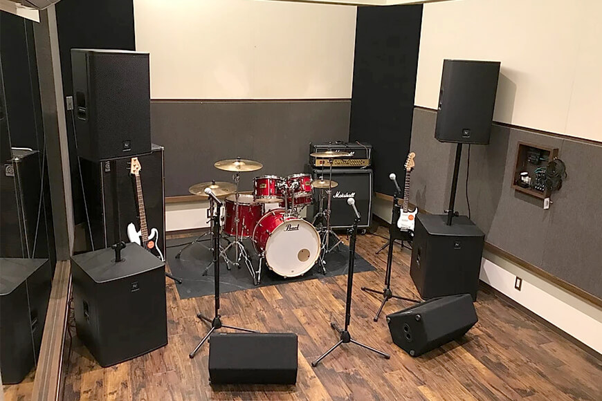 松戸スタジオダグアウト2