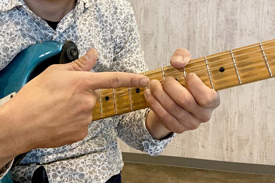 オンラインギターレッスン 画面イメージ02