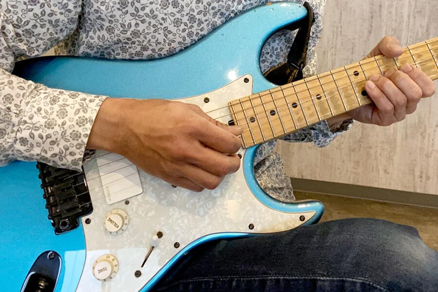 オンラインギターレッスン 画面イメージ03
