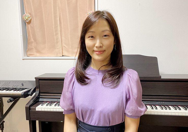セレクトーンミュージックスクール 講師 井村律子